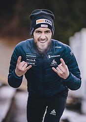 31.12.2019, Olympiaschanze, Garmisch Partenkirchen, GER, FIS Weltcup Skisprung, Vierschanzentournee, Garmisch Partenkirchen, Qualifikation, im Bild Killian Peier (SUI) // Killian Peier of Switzerland during the Four Hills Tournament of FIS Ski Jumping World Cup at the Olympiaschanze in Garmisch Partenkirchen, Germany on 2019/12/31. EXPA Pictures © 2019, PhotoCredit: EXPA/ JFK