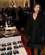 LEAH WELLER, H & M preview of Come Des Garcons for H & M. H & M Regent St. London W1. 12 November 2008.  *** Local Caption *** -DO NOT ARCHIVE-© Copyright Photograph by Dafydd Jones. 248 Clapham Rd. London SW9 0PZ. Tel 0207 820 0771. www.dafjones.com.