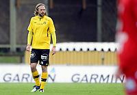 Fotball<br /> 07.05.22014<br /> Norgesmesterskapet 2. runde<br /> Moss v Lillestrøm 0:5<br /> Foto: Morten Olsen, Digitalsport<br /> <br /> Martin Rosenkilde (24) - Moss
