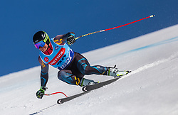 during the downhill of Open National Championship of Slovenia 2019, on March 30, 2019, on Krvavec, Slovenia. Photo by Urban Meglic / Sportida
