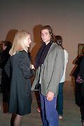 CHARLENE GANAY; SEAN SOUZA, Gauguin, Tate Modern. London. 28 September 2010. -DO NOT ARCHIVE-© Copyright Photograph by Dafydd Jones. 248 Clapham Rd. London SW9 0PZ. Tel 0207 820 0771. www.dafjones.com.