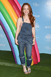 Netflix Original Series 'True And The Rainbow Kingdom' Los Angeles Sneek Peek held at the Pacific Theatres at The Grove. 10 Aug 2017 Pictured: Amy Davidson. Photo credit: Janet Gough / AFF-USA.COM / MEGA TheMegaAgency.com +1 888 505 6342