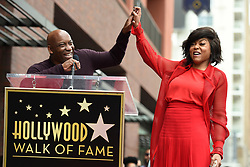 John Singleton attends the ceremony honoring Taraji P. Henson with a star on The Hollywood Walk Of Fame on January 28, 2019 in Los Angeles, CA, USA. Photo by Lionel Hahn/ABACAPRESS.COM