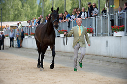 Hoy Andrew, (AUS), Rutherglen<br /> First Horse Inspection <br /> CCI4* Luhmuhlen 2016 <br /> © Hippo Foto - Jon Stroud