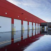 FedEx Ground Facility Seattle, Washington.