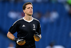 August 13, 2017 - Rome, Italy - Wojciech Szczesny of Juventus  during the Italian Supercup match between Juventus and SS Lazio at Stadio Olimpico on August 13, 2017 in Rome, Italy. (Credit Image: © Matteo Ciambelli/NurPhoto via ZUMA Press)