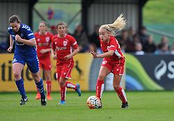 Charlie Estcourt of Bristol City Women - Mandatory by-line: Paul Knight/JMP - 24/09/2016 - FOOTBALL - Stoke Gifford Stadium - Bristol, England - Bristol City Women v Durham Ladies - FA Women's Super League 2