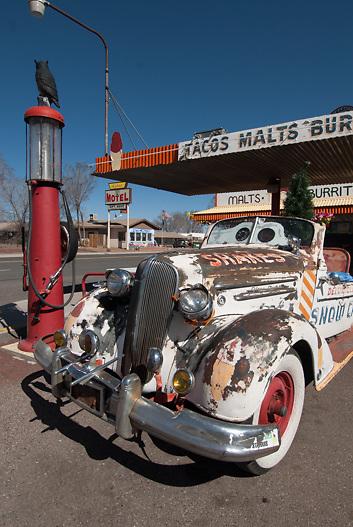 Delgadillo's Cafe; Seligman, Route 66, Arizona
