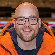 NLD/Amsterdam/20180209 - 538-team van Edwin Evers vertrekt naar de  Olympische Spelen, Jelte van der Goot