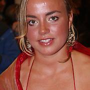 NLD/Utrecht/20070928 - Premiere film Goud over Nederlands dames hockeyelftal, Maartje Paumen