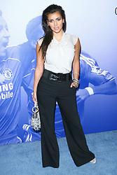Kim Kardashian arrives for the Chelsea Football Club Exclusive Hollywood Party, held at a private residence on the Hollywood Hills in Los Angeles, CA, USA on July 18, 2007. Photo by Brian Lindensmith/ABACAPRESS.COM  | 127472_06 Los Angeles