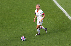 USA's Abby Dahlkemper in action