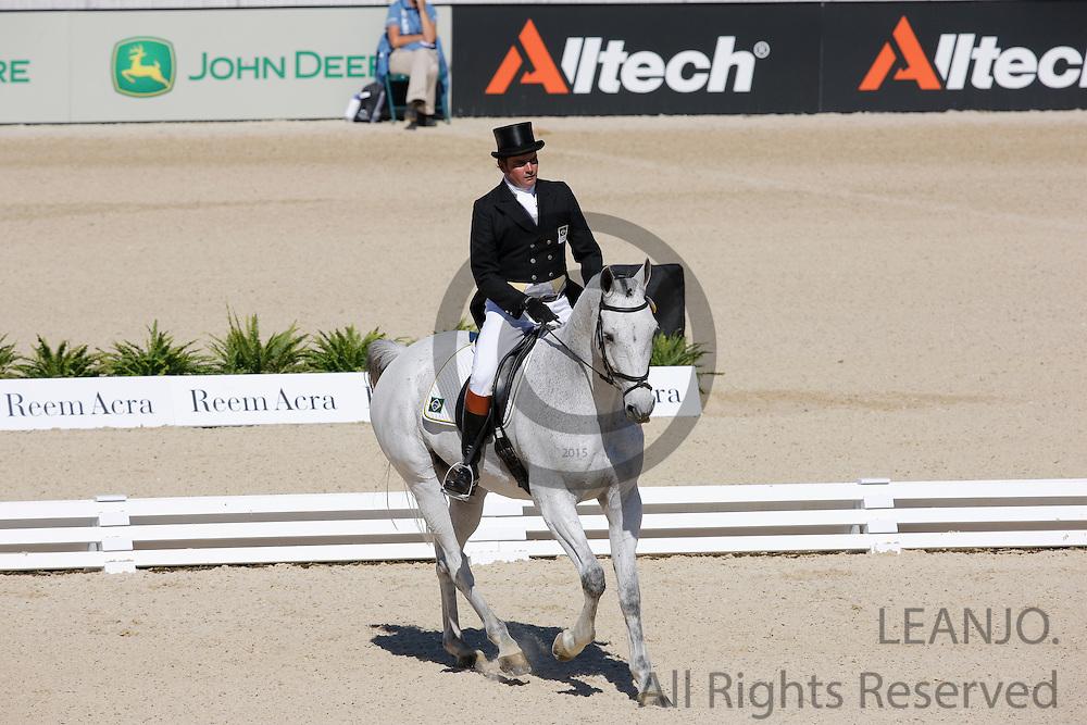 Serguei Fofanoff - Ekus TW     <br /> Alltech FEI World Equestrian Games <br /> Lexington - Kentucky 2010<br /> © DigiShots