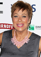 Denise Welch, British LGBT Awards, Grand Connaught Rooms, London UK, 13 May 2016, Photo by Brett D. Cove