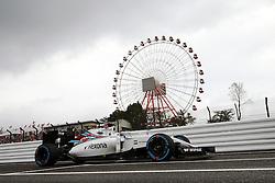 Felipe Massa (BRA) Williams FW38.<br /> 08.10.2016. Formula 1 World Championship, Rd 17, Japanese Grand Prix, Suzuka, Japan, Qualifying Day.<br /> Copyright: Moy / XPB Images / action press