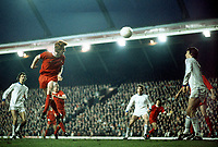 Fotball<br /> England <br /> Foto: Colorsport/Digitalsport<br /> NORWAY ONLY<br /> <br /> David Fairclough (Liverpool). Liverpool v Bruges. UEFA Cup Final 1st Leg 28/4/1976.