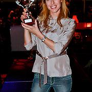 NLD/Amsterdam/20110413 - Mama of the Year award 2011, schrijfster Marion Pauw