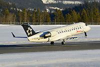 Air Canada Jazz Regional Jet