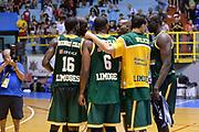 DESCRIZIONE : 5° International Tournament City of Cagliari Olympiacos Piraeus Pireo - Limoges CSP<br /> GIOCATORE : Team Limoges CSP<br /> CATEGORIA : Fair Play Ritratto Delusione Postgame<br /> SQUADRA : Limoges CSP<br /> EVENTO : 5° International Tournament City of Cagliari<br /> GARA : Olympiacos Piraeus Pireo - Limoges CSP Torneo Città di Cagliari<br /> DATA : 19/09/2015<br /> SPORT : Pallacanestro <br /> AUTORE : Agenzia Ciamillo-Castoria/L.Canu