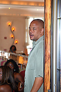 24 June 2010- Miami Beach, Florida- Ralph Scott at the The 2010 American Black Film Festival Founder's Brunch held at Emeril's on June 24, 2010. Photo Credit: Terrence Jennings/Sipa