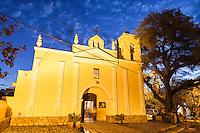 IGLESIA DE SAN MARCOS SIERRAS, PROVINCIA DE CORDOBA, ARGENTINA (PHOTO © MARCO GUOLI - ALL RIGHTS RESERVED)