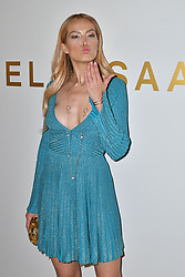 Petra Nemcova attends the Elie Saab Haute Couture Fall Winter 2018/2019 show as part of Paris Fashion Week on July 4, 2018 in Paris, France. Photo by Laurent Zabulon/ABACAPRESS.COM