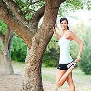 Elizabeth White, Triathlete.