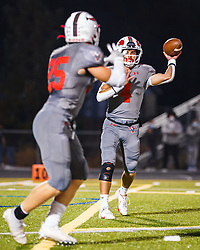 On September 24, 2021, the West County High School varsity football team played an away game against the Montgomery Vikings.  The West County team lost the game.