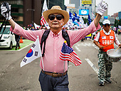 A Pro-American Rally in Seoul