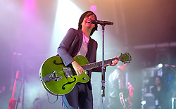 Party At The Palace, Sunday 12th August 2018<br /> <br /> Pictured: Sharleen Spiteri and Texas headline on Sunday night<br /> <br /> Aimee Todd | Edinburgh Elite media