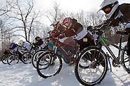 Winter Bike Race