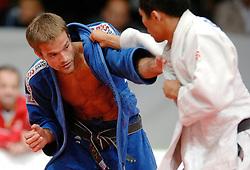 26-05-2006 JUDO: EUROPEES KAMPIOENSCHAP: TAMPERE FINLAND<br /> Ruben Houkes pakte de bronzen medaille op het EK<br /> ©2006-WWW.FOTOHOOGENDOORN.NL