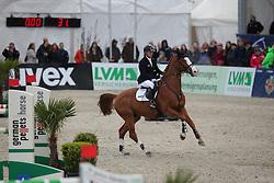 Ehning Marcus, (GER), Funky Fred<br /> CSI4* Grand Prix DKB-Riders Tour<br /> Horses & Dreams meets Denmark - Hagen 2016<br /> © Hippo Foto - Stefan Lafrentz