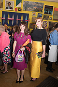 ANNIE MORRIS; SOPHIE DAHL, Royal Academy Summer Exhibition party. Burlington House. Piccadilly. London. 6 June 2018