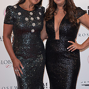 Vanessa Williams and Maria Bravo Arrive The Nelson Mandela Foundation hosts dinner in memory of Nelson Mandela on what would have been the day before his 100 birthday on 24 April 2018 at Rosewood Hotel, London, UK.
