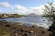 Mussel beds in Kilmacillogue, County Kerry, Ireland.<br /> PHOTO: Don MacMonagle<br /> macmonagle.com