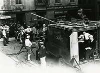 1930 Filming at Hollywood Studios