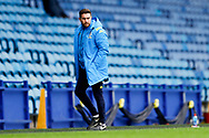during the U23 Professional Development League match between U23 Sheffield Wednesday and U23 Leeds United at Hillsborough, Sheffield, England on 3 February 2020.