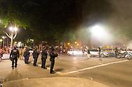 Portland Protests in downtown Portland, Oregon