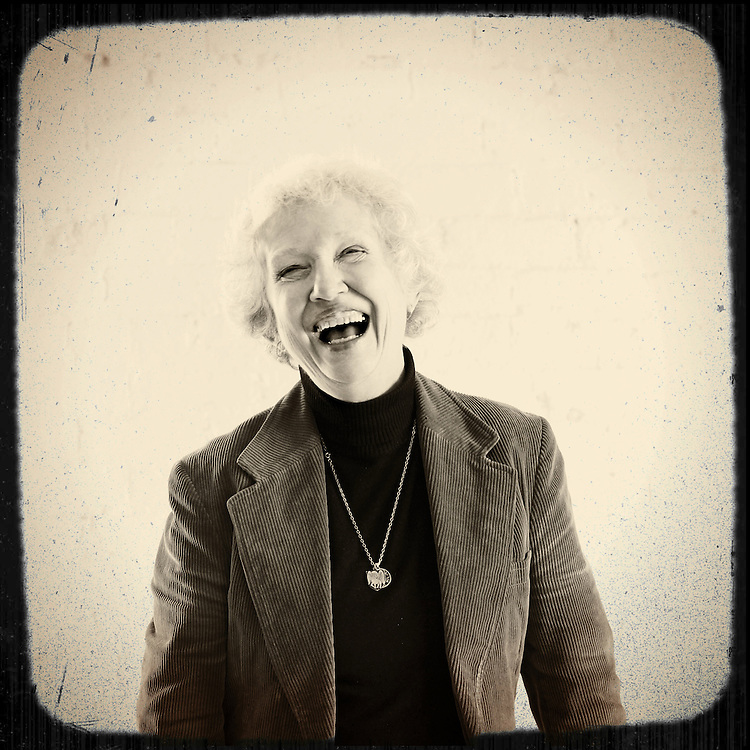 Phyllis Tickle, 2012<br /> <br /> Photo by Courtney Perry