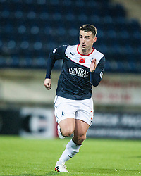 Falkirk's Mark Millar.<br /> Falkirk 4 v 1 Livingston, Scottish Championship game played today at the Falkirk Stadium..