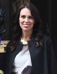 File photo dated 18/04/18 of the Prime Minister of New Zealand Jacinda Ardern who has given birth to a daughter, becoming only the second elected world leader to give birth while holding office.