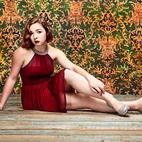 Allie 2018 Senior Portrait 10-08-17
