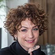 NLD/Amsterdam/20180323 - Perspresentatie cast De Matchmaker, Eva van de Wijdeven
