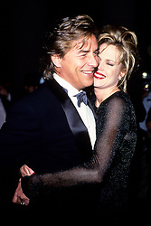 File picture of Don Johnson and Melanie Griffith. Circa Date.