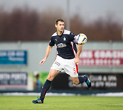 Falkirk's David McCracken. <br /> Falkirk 2 v 1 Brechin City, Scottish Cup fifth round game played today at The Falkirk Stadium.