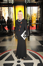 VIRGINIA BATES at the opening of the Victoria & Albert Museum's latest exhibition 'Grace Kelly: Style Icon' opened by His Serene Highness Prince Albert of Monaco at the V&A on 15th April 2010.