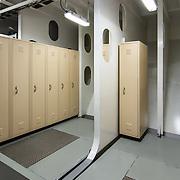 Washington State Ferry - Crew lockers