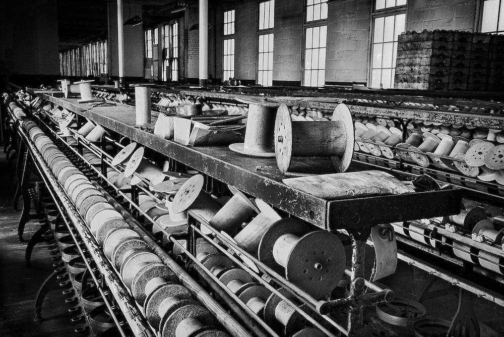 Klotz Silk Mill, Lonaconing, MD