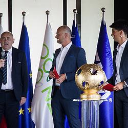 20210701 SLO, Football - Zreb Slovenska Nogometna Liga 1 & 2, Brdo pri Kranju